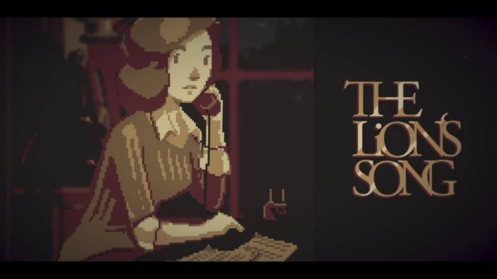 The Lion's Song : Episode 1